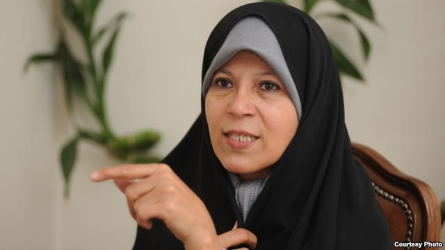 A journalist and daughter of former Iranian president Ali Akbar Hashemi Rafsanjani, Faezeh Hashemi has long been fighting for gender equality in her country. In 1998 she founded Zan, a newspaper advocating women's political rights. It was banned a year later, after it leaked a list of activists marked for death by the Iranian government.