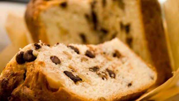 Italian Christmas Delicacy: Panettone from Lombardia