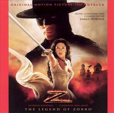 The Legend of Zorro (Original Motion Picture Soundtrack)