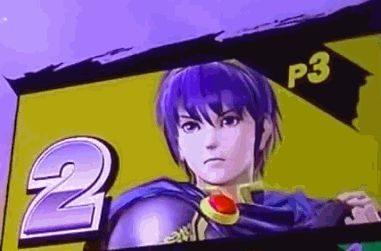 streetsahead99: Knowing the internet, Marth's Sarcastic Clap could become the 'Luigi Death Stare' for Super Smash Bros.