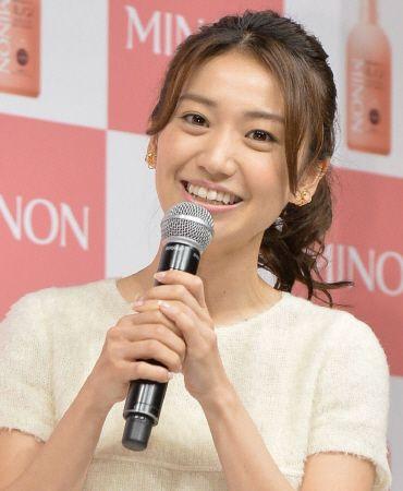 長めの前髪にポニーテール♡大島優子の髪型一覧です♡