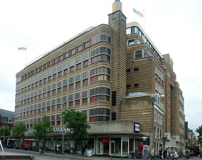 V&D in Haarlem aan de Botermarkt - Serc