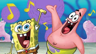 "Nickelodeon Video: SpongeBob SquarePants: ""Sweet Victory Half Time Performance"""