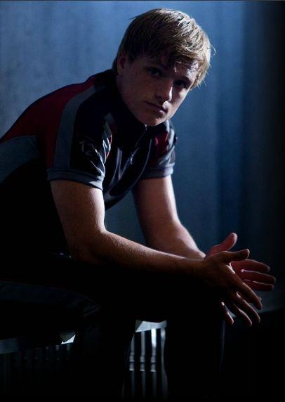 Josh Hutcherson - Peeta Mellark - The Hunger Games