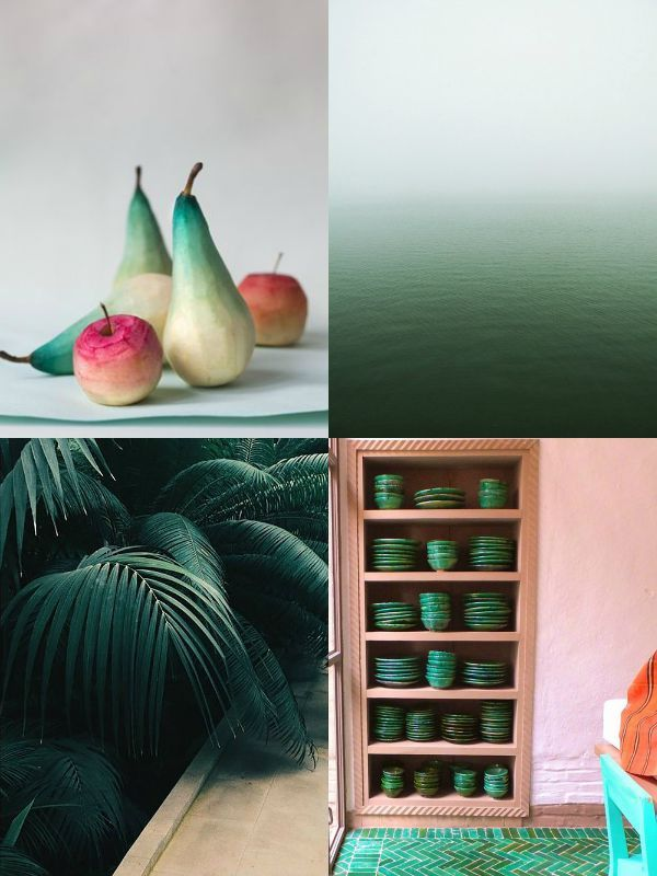 Weekend Mood Board #24 - Eclectic Trends  #moodboard