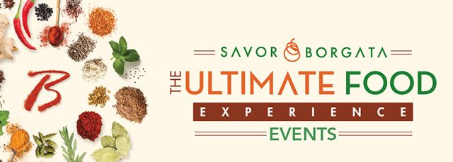 Our annual Savor Borgata events are back! Join us Fri and Sat, Nov 4-5 to celebrate our world class food and beverage program.