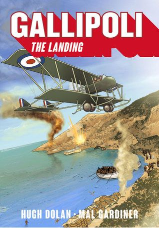 Gallipoli: The Landing by Hugh Dolan and Mal Gardner