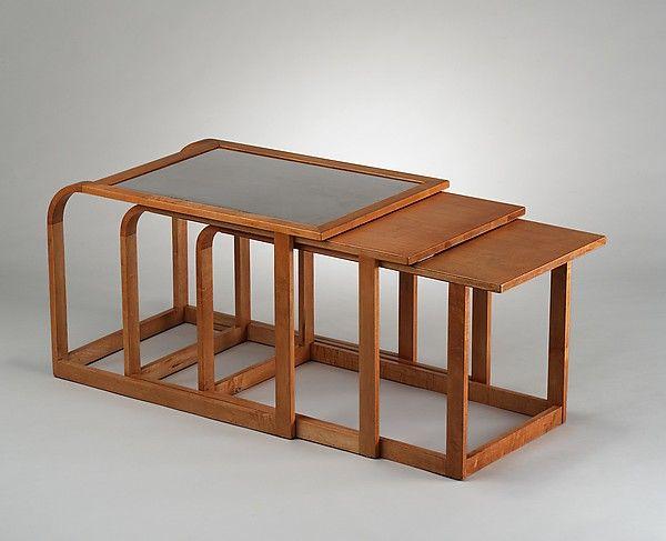 J. Robert F. Swanson (American, 1900). Johnson Furniture Company. Flexible Home Arrangements, ca. 1940. The Metropolitan Museum of Art, New York. John C. Waddell Collection, Gift of John C. Waddell, 2000 (2000.600.18a-c)