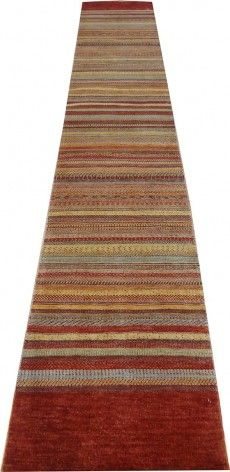 KHYBER COLLECTION DIMENSIONS: 80CM X 435CM Pure wool, hand woven by Afghani weavers in Pakistan