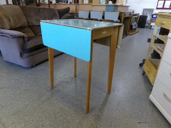 remploy formica drop leaf kitchen table - Drop Leaf Kitchen Table