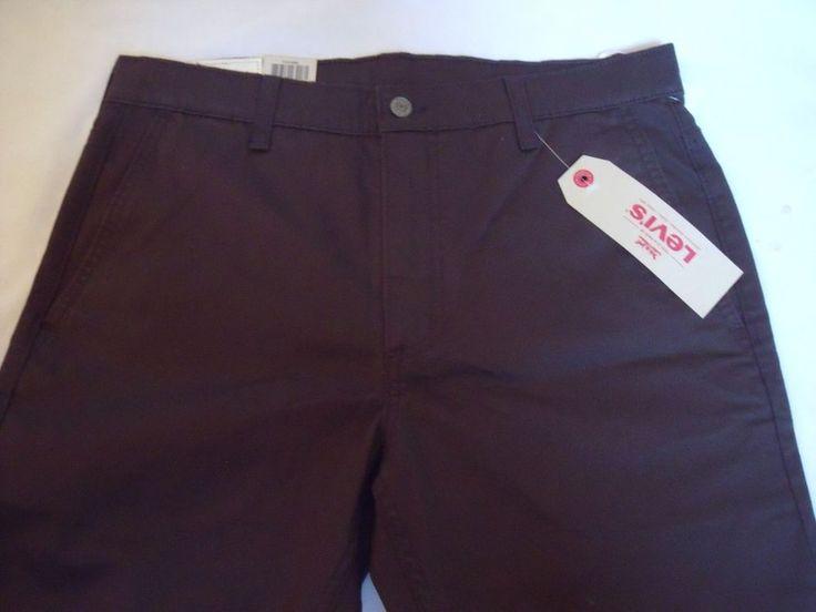 Levi's Men's 511 Slim Fit Black Trouser W32, L32 - BNWT / RRP £75  | eBay