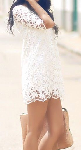 Daisy Lace Dress, I have one SOO similar to this, the make is called Lily.J which is weird because thats my name :D I love it! i goes with EVERYTHING