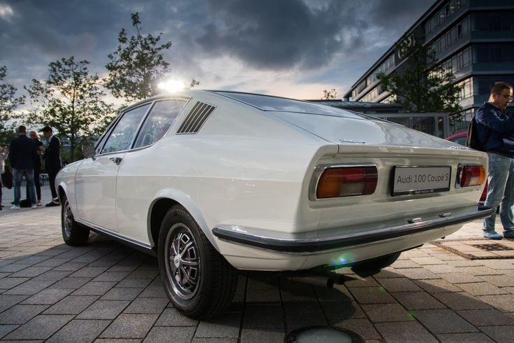 60 ans de coupés Audi en photos - Audi 100 Coupé S - L'argus