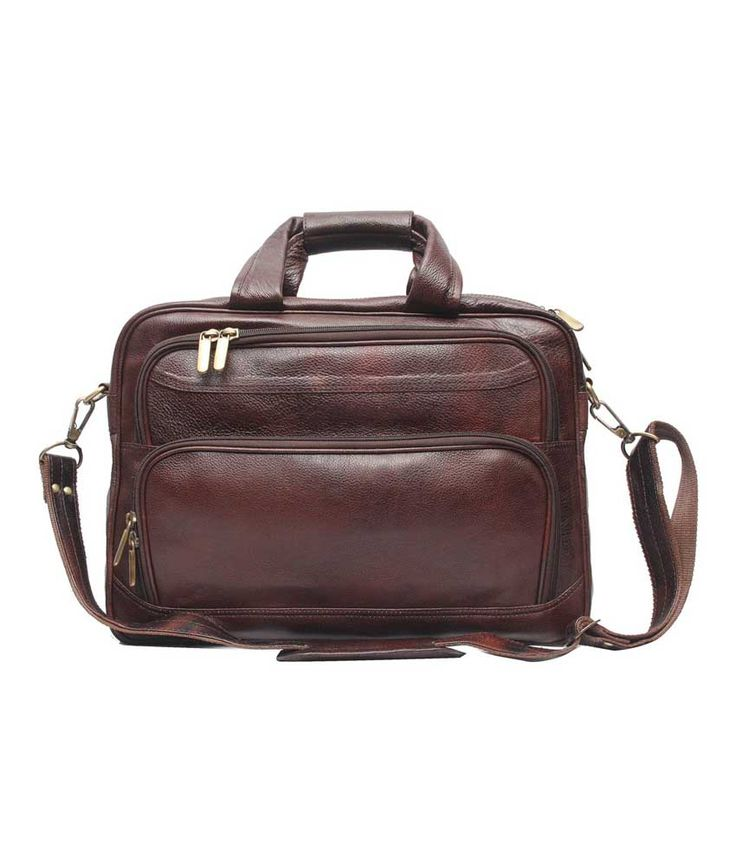Loved it: Comfort Brown Leather 15 inch Laptop Messenger Bags, http://www.snapdeal.com/product/comfort-brown-leather-15-inch/1167637673
