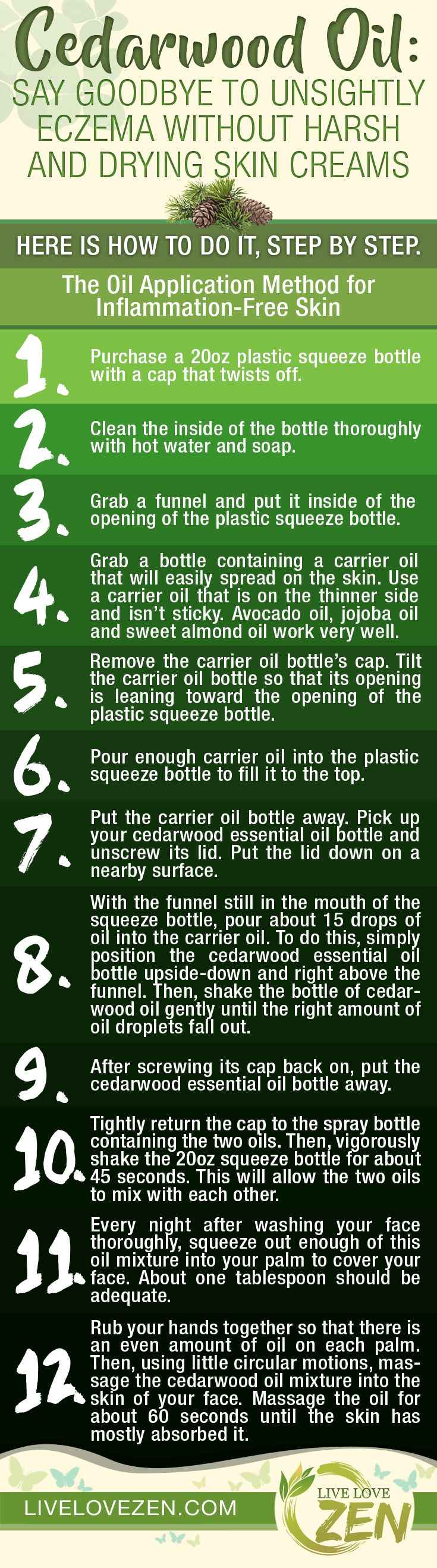 In addition to its appealing woodsy aroma, cedarwood essential oil offers an incredible amount of health benefits that may surprise you. Whether you suffer from arthritis or acne, cedarwood essential oil can definitely be useful to you. This affordable and incredibly fragrant essential oil can do it all and belongs in every household because of …