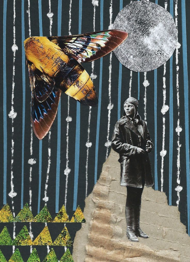 Collage from 'Free Your Mind' zine.   Intro Image By Jemma Timberlake