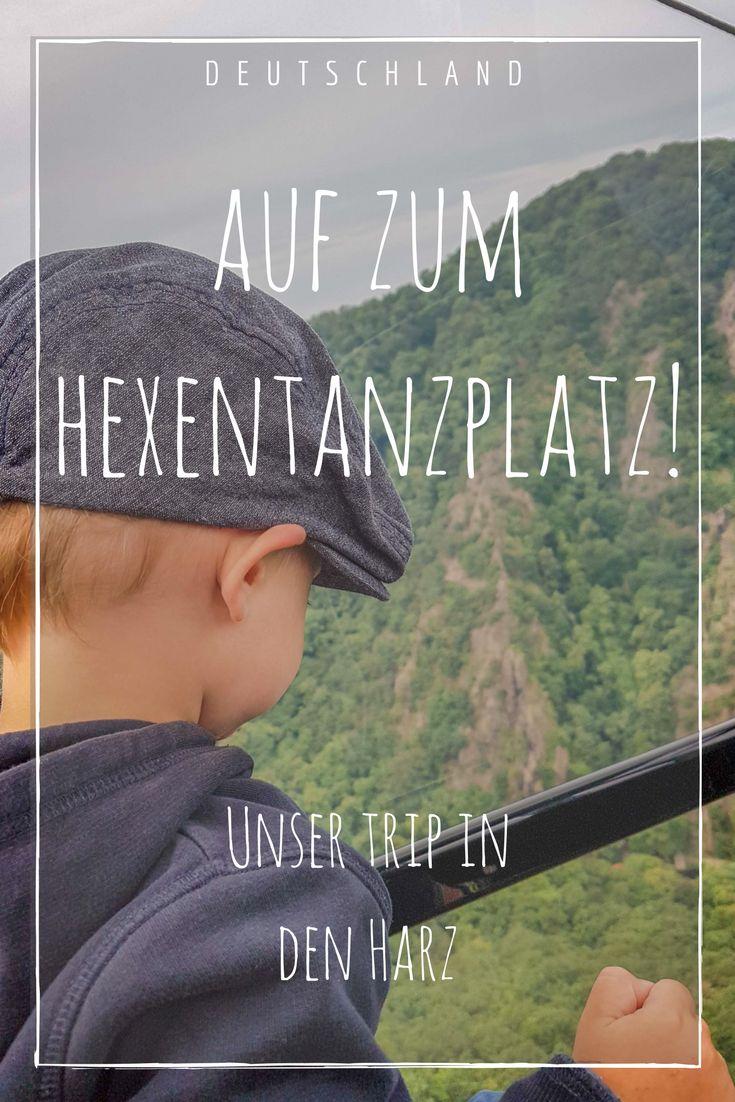Mit Kind auf den Hexentanzplatz in Thale. Dieser Aussichtspunkt ist ein Erlebnis im Harz, hat aber nicht nur seine guten Seiten. Dennoch kann man eine kurze Reise oder einen tollen Urlaub in Mitteldeutschland verbringen.