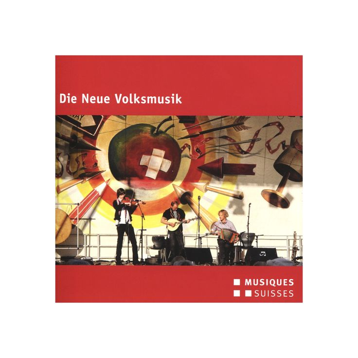 Various - Die neue volksmusik (CD)