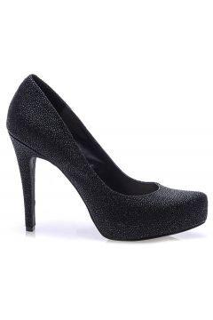Bcbgeneration Hakiki Deri Siyah Kadın Topuklu Ayakkabı BG-PARADEDERI #modasto #giyim #moda https://modasto.com/bcb/kadin/br7199ct2