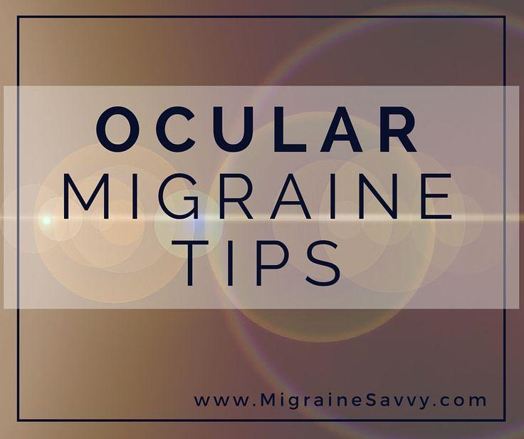 Ocular Migraines: Causes, Symptoms & Treatment TipsDebbie Saari