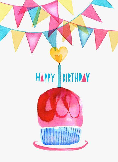 Margaret Berg Art : Illustration : birthday / celebrate Auf dieser Seite noch viel mehr!