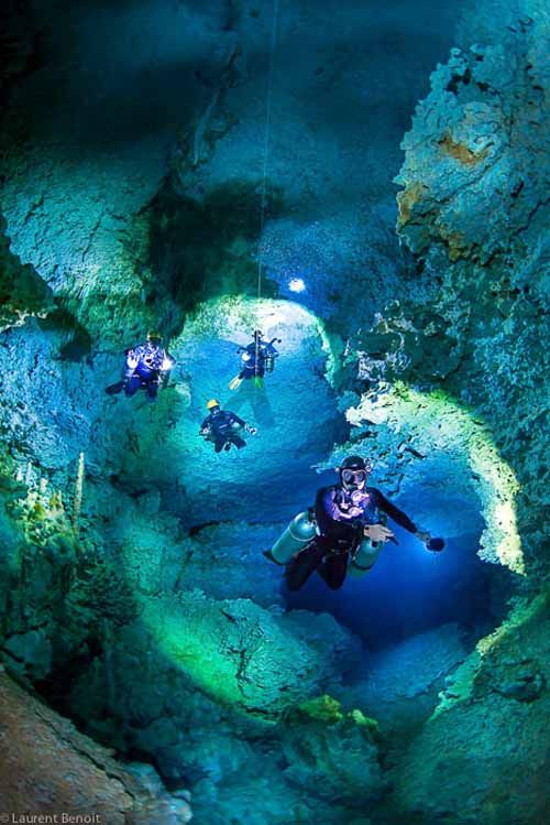 cave diving - Bing Images