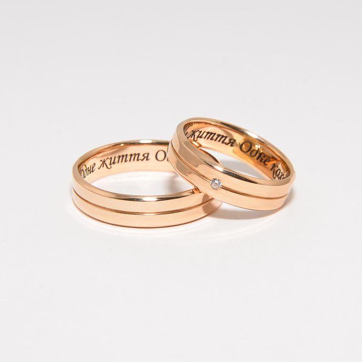 585 голд обручальные кольца