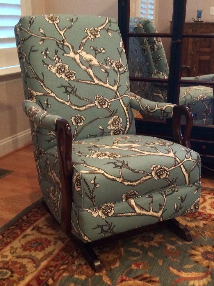 vintage platform upholstered chair jpg 1500x1000