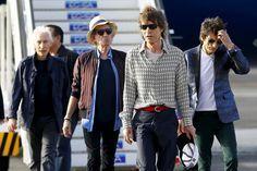 Les Rolling Stones ont débarqué à Cuba pour un show gratuit et inédit 25/03/2016