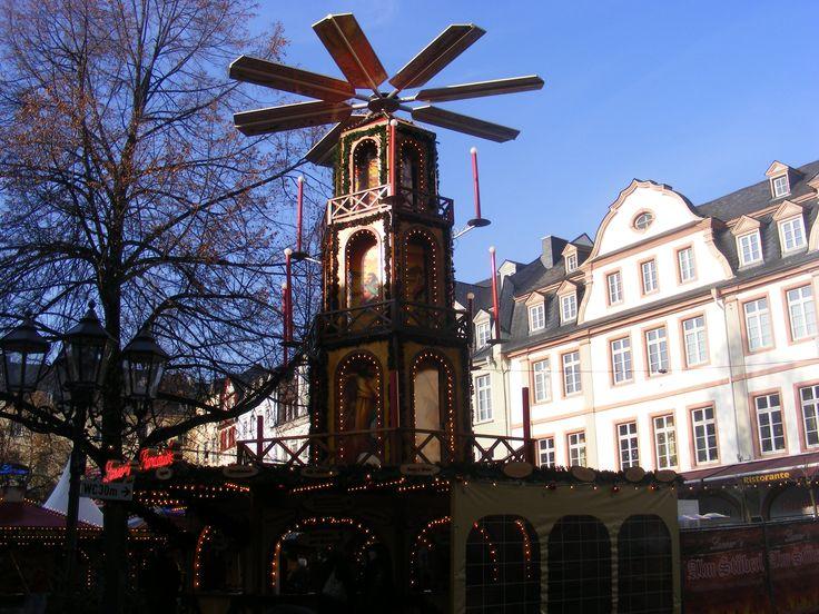 Weihnachtsmarkt Koblenz