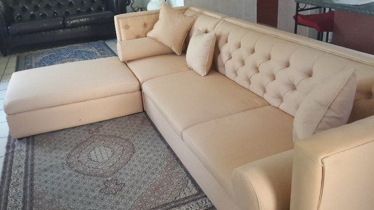 Discover the couch tofit your space. Unique leather sofas,fabric couches, sectionals and loveseats in an array of stylish colors anddesigns. ALL ABOUT COUCHES outfits your living room at always-affordableprices. Durable UpholsteredFurniture, we manufacture with quality materials in Cape Town.Any stitching onseating Standard Fabrics: PULeather, Chenille, Suede Colours: Huge varietyof colours to choose from!  Additional fabrics tochoose from at our showroom, each individually priced. All…
