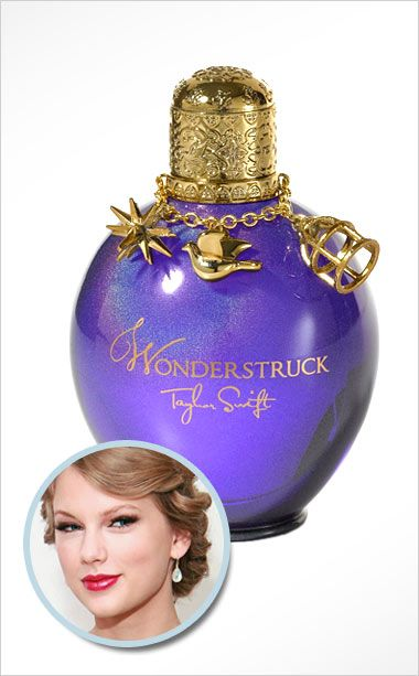 Taylor Swift Wonderstruck perfume. I have this and love it!