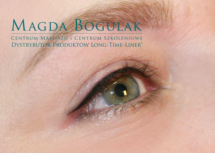 Makijaż permanentny oczu