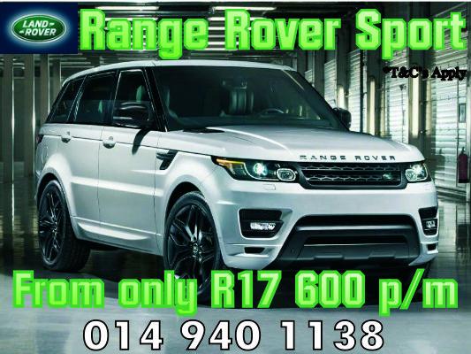 Land Rover Range Rover Sport Rustenburg Special