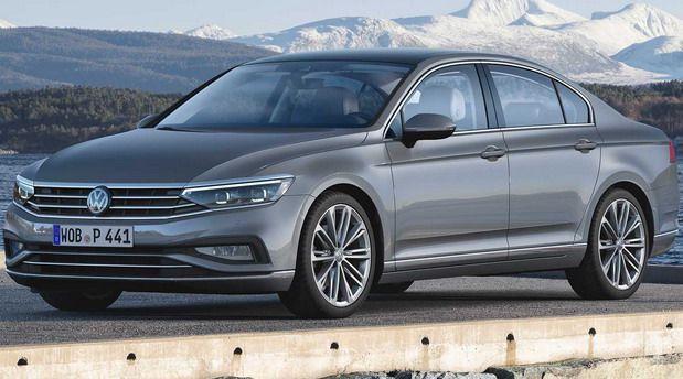 Volkswagen Passat Facelift Volkswagen Passat Volkswagen Vw Passat