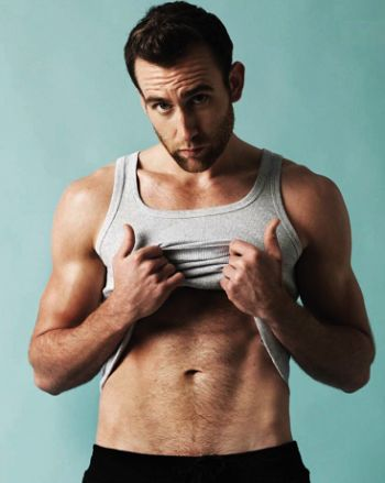 Matthew Lewis + Attitude Magazine 2015/June | Stop it Neville. Just stop. With your abs and whatnot. It's too much. You cut it out right now.