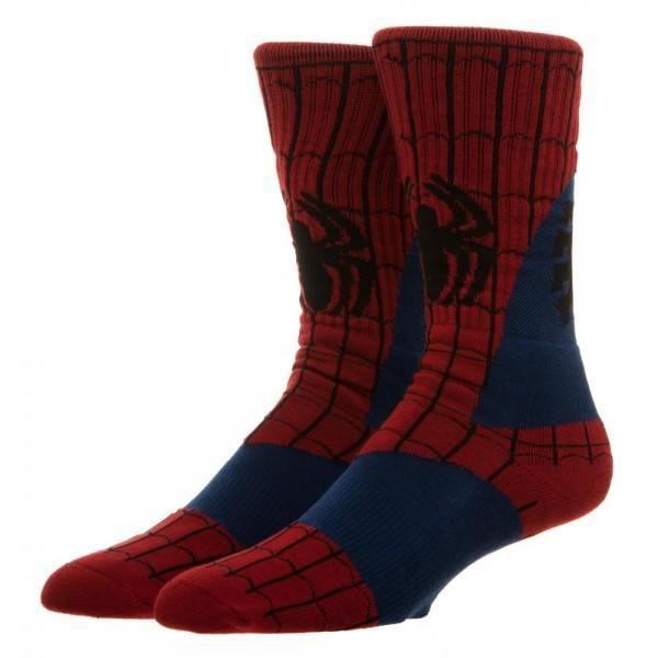 Spiderman Socks, Suit Up Crew | Joy of Socks