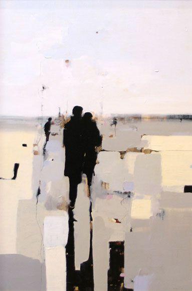 In Gray, Yellow  - Geoffrey Johnson