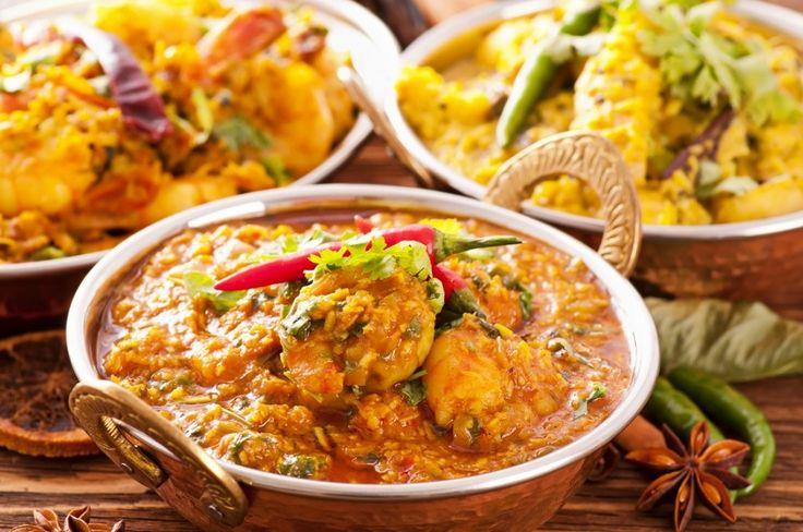 10 heerlijke Indiase gerechten