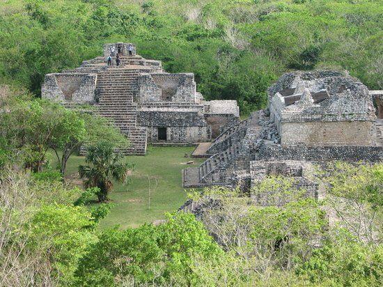"""Ek - Balam es un nombre en lengua maya yucateca que significa """"lucero jaguar"""""""