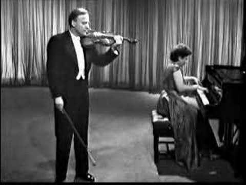 Menuhin - Cesar Franck Sonata Mov 1