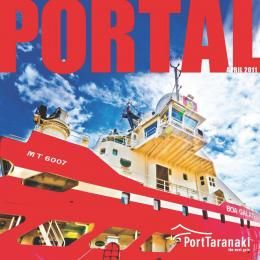 April 2011 Publications | Port Taranaki