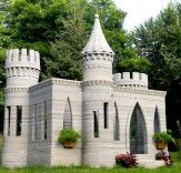 Minnesotan Man Builds World's First 3D-Printed Concrete Fairytale Castle in His Own Backyard | Inhabitat - Sustainable Design Innovation, Eco Architecture, Green Building
