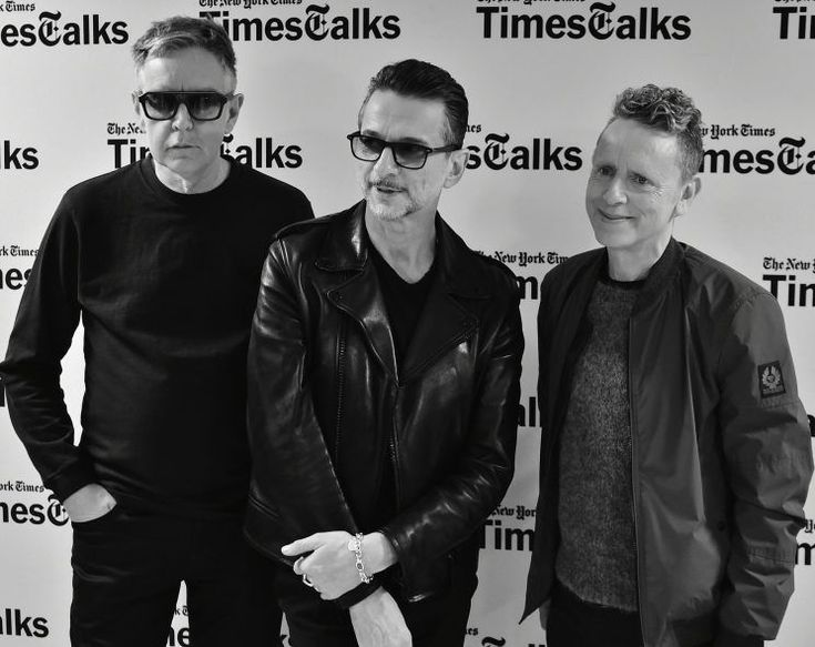 Depeche Mode's Martin Gore: 'I Can't Claim That the Songs Were All Written for Trump'