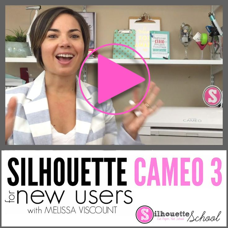 Silhouette Cameo 3 Online Beginner Class by Silhouette School - Swing Design