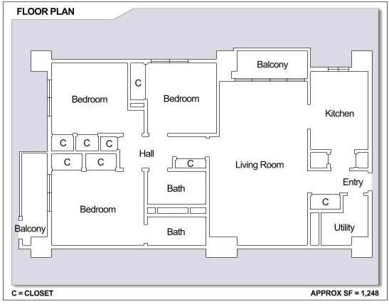 29 best CFA Sasebo Japan images – Army Base Housing Floor Plans