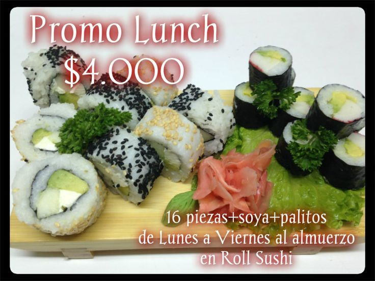 Promo Lunch