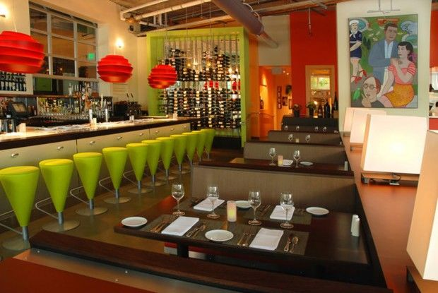 17 best images about inspiring design hospitality on for Fish restaurant seattle