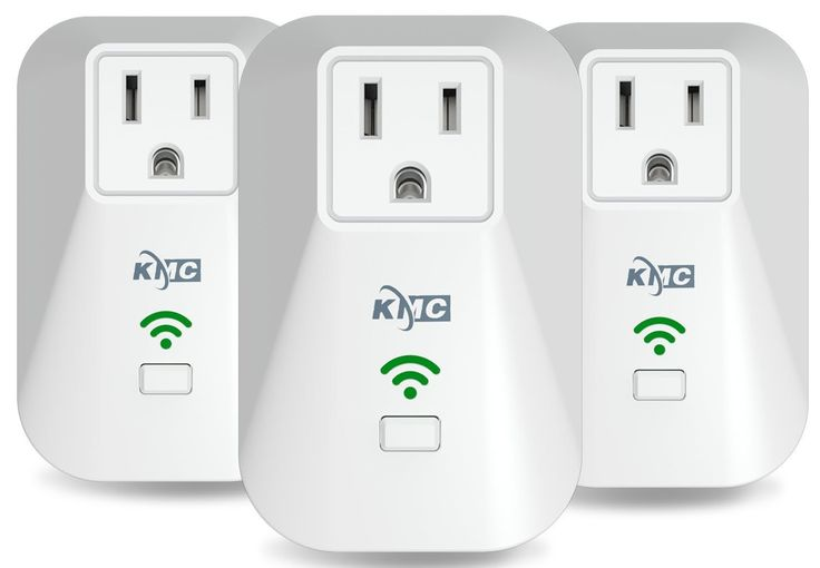 "KT-KMC via Amazon offers the KMC WiFi Smart Plug 3-Pack for $26.99. Coupon code ""N2H7C2DP"" cuts it to $17.54 https://www.lavahotdeals.com/us/cheap/kt-kmc-amazon-offers-kmc-wifi-smart-plug/318432?utm_source=pinterest&utm_medium=rss&utm_campaign=at_lavahotdealsus&utm_term=hottest_12"