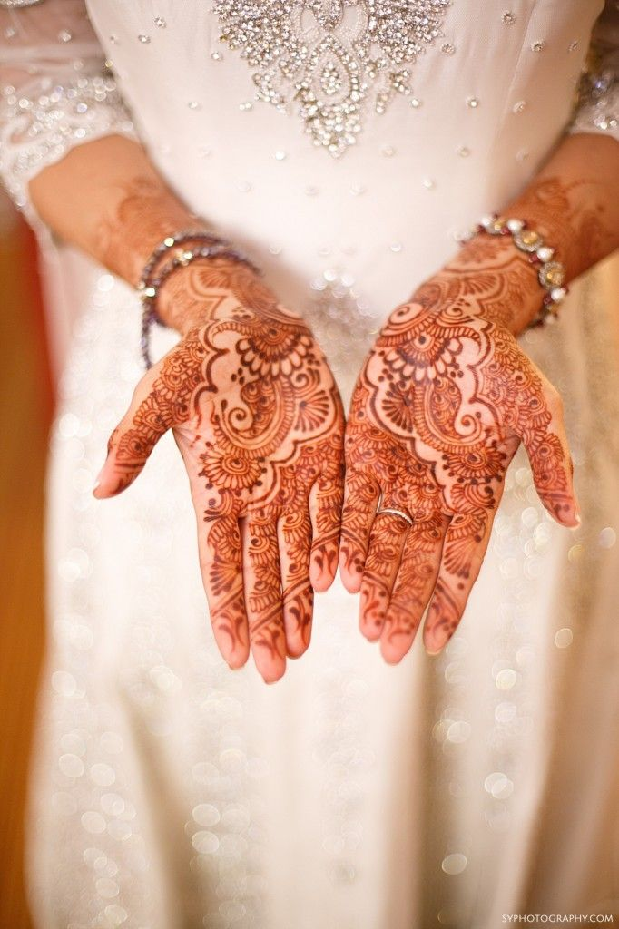 #hena | New Jersey #Nikah Ceremony by SYPhotography